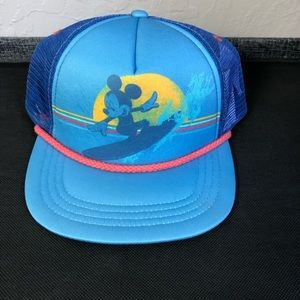 "Disney Parks ""Surfin Mickey Mouse"" Baseball Cap"